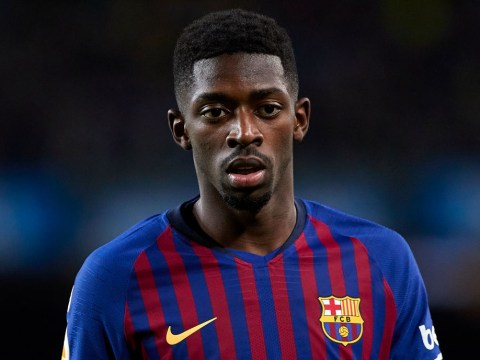 Lionel Messi pleads with Barcelona to keep Arsenal target Ousmane Dembele