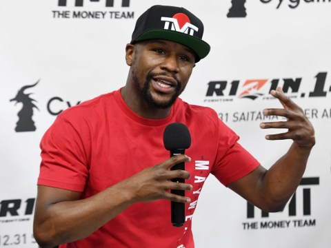 Floyd Mayweather vows he will never fight in MMA: I'm not a f****** degenerate