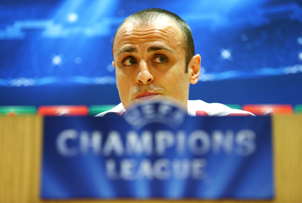 Dimitar Berbatov rates Manchester United and Tottenham's Champions League chances