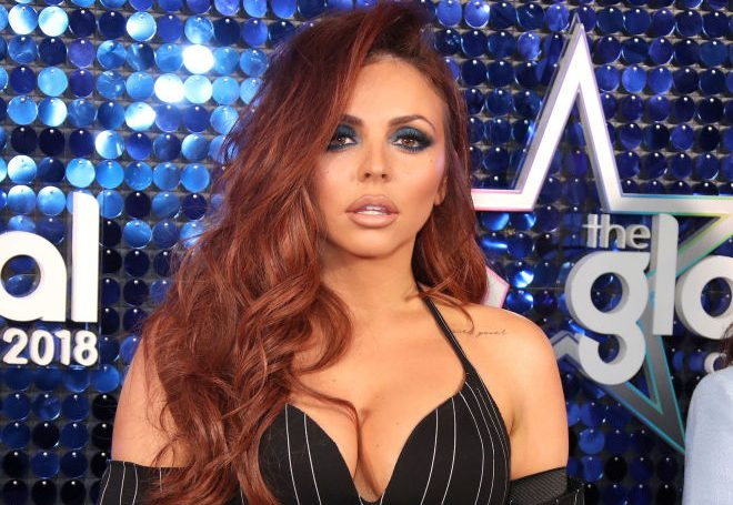 Little Mix's Jesy Nelson pictured kissing Love Island's Chris Hughes, after split from Harry James