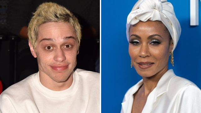 Jada Pinkett-Smith is 'praying' for Pete Davidson, after he posts worrying tweets
