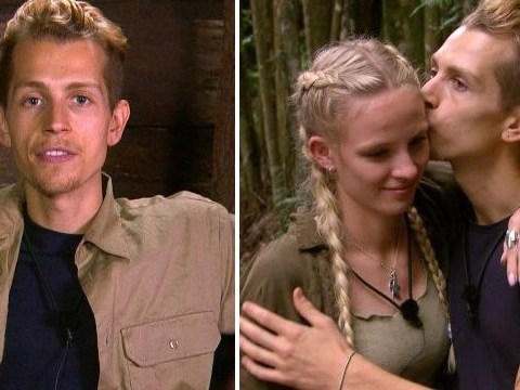 I'm A Celebrity's James McVey reveals Harry Redknapp will help pick engagement ring for girlfriend Kirstie Brittain