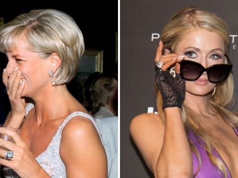 Paris Hilton believes she could be like Princess Diana if it wasn't for sex tape