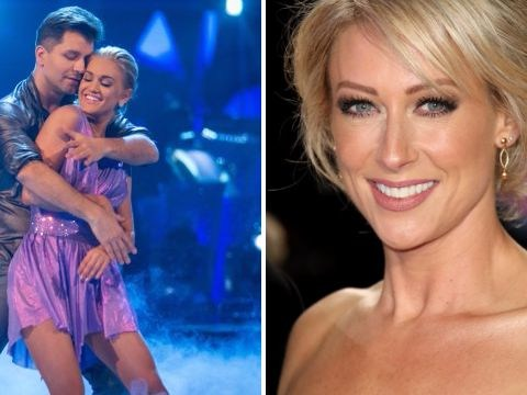 Strictly's Faye Tozer praises Ashley Roberts for ignoring backlash as she reveals Joe Sugg and Dianne Buswell were professional on set