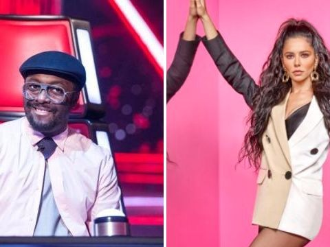 Cheryl's The Greatest Dancer going head-to-head with old pal Will.I.Am's The Voice for ratings