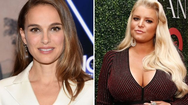 Natalie Portman vows there's 'no beef' with Jessica Simpson: 'I have only respect'
