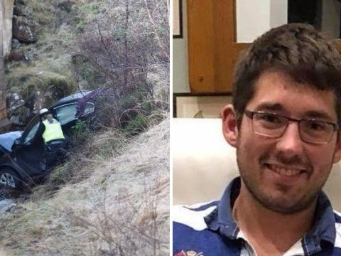 Driver found dead in ditch two days after family report him missing