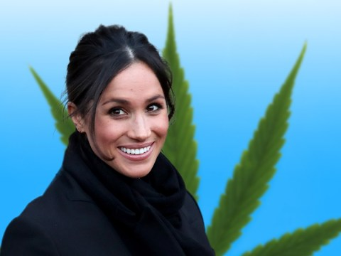 Meghan Markle gave out party bags of weed at her first wedding, says her dad