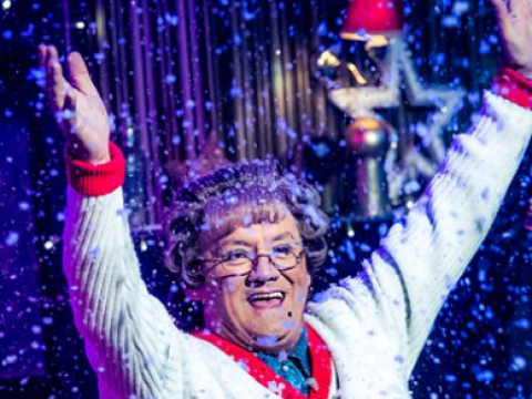 Mrs Brown's Boys bosses treat fans with first glimpse at Christmas special – and it looks set to be a cracker