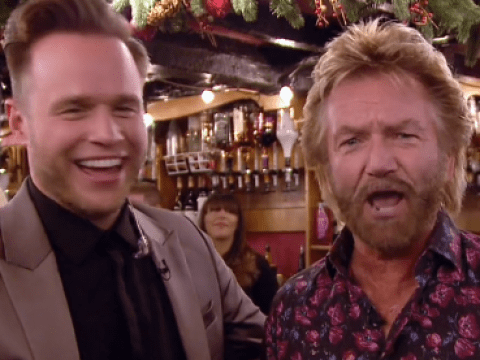 Noel Edmonds surprises Olly Murs to play Deal or No Deal for his third time – and it's epic