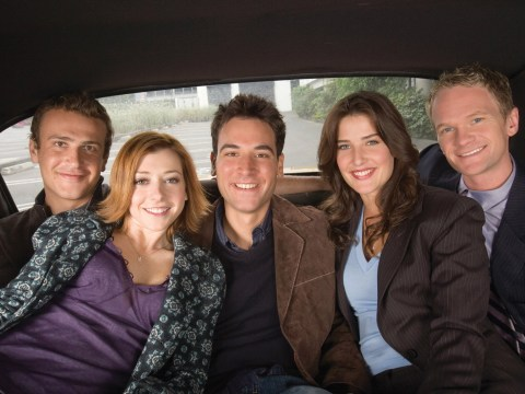 How I Met Your Mother is getting a Chinese remake with longer episodes