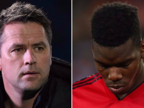 Paul Pogba should watch videos of Manchester United legend Paul Scholes, says Michael Owen