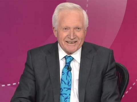 Question Time viewers in tears as David Dimbleby receives standing ovation on his last ever show