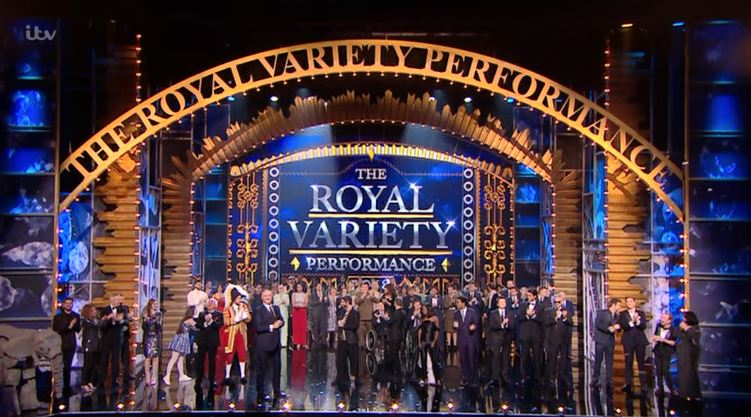 Royal Variety Performance 2018 branded 'excruciating' by viewers: 'Comedy has officially died'