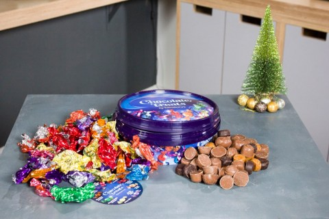 Some Of Your Boxes Of Christmas Chocolates Are Actually 40