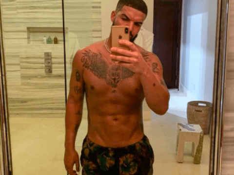 Drake getting into shape for European tour? Rapper teases new dates after topless selfie