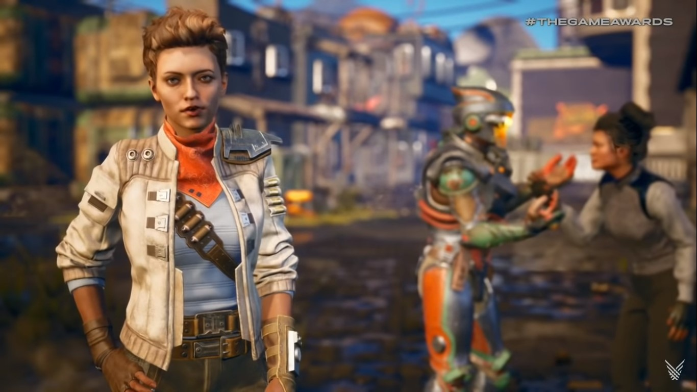 The Outer Worlds - more intentionally funny than Fallout 76