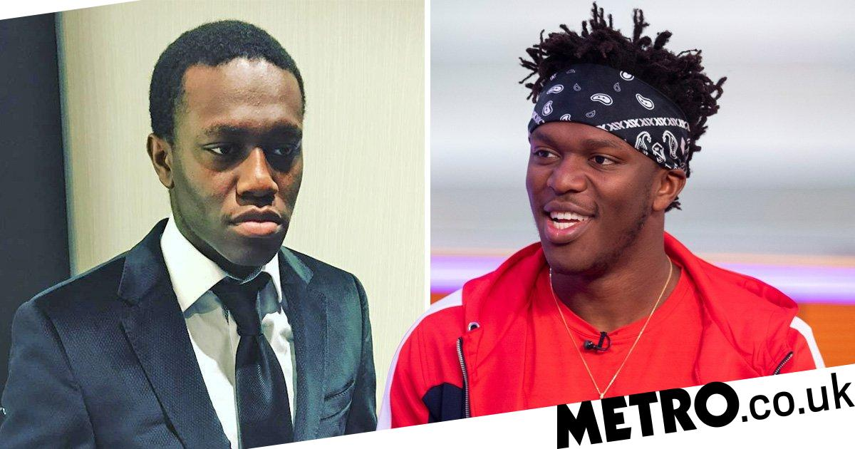 KSI blasts claims he 'attacked his mum' after Deji shares