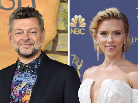 Andy Serkis receives major backlash for defending Scarlett Johansson being cast as a trans man