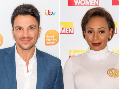 Mel B reveals 'booty call' relationship with Peter Andre: 'A fantastic lover'