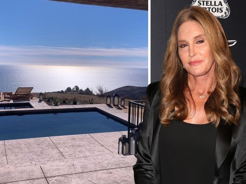 Caitlyn Jenner shares stunning views from her Malibu home which 'made it' after the California wildfires
