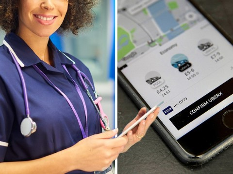 Free rides for NHS staff this Christmas from Uber