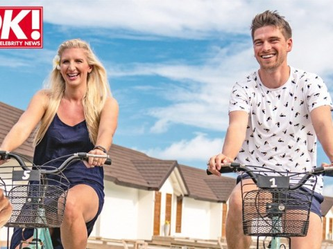 Rebecca Adlington opens up about new boyfriend Andrew Parsons bonding with her daughter Summer