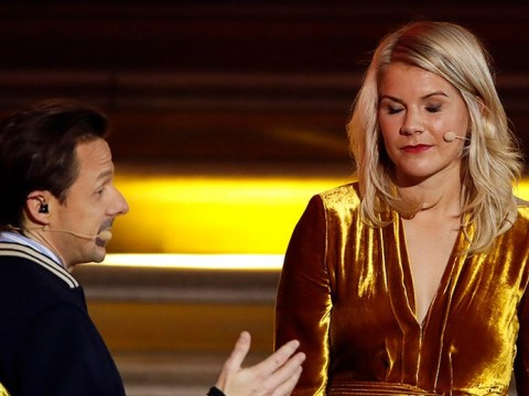 Ada Hegerberg asked to twerk on stage after winning first ever Women's Ballon d'Or award