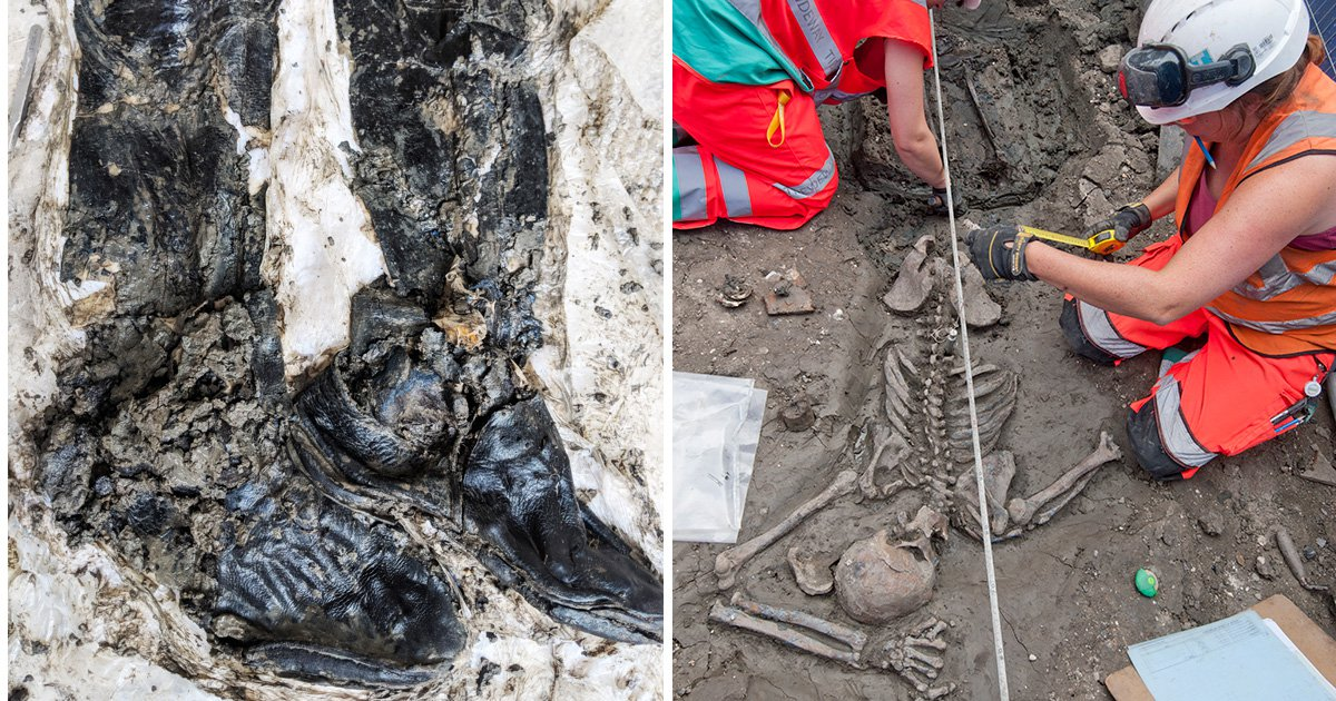Discovery of 15th century boots in the Thames shows medieval fashion was made to last