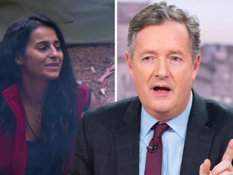 Piers Morgan makes jab at Sair Khan after I'm a Celebrity eviction: 'Who is she?'