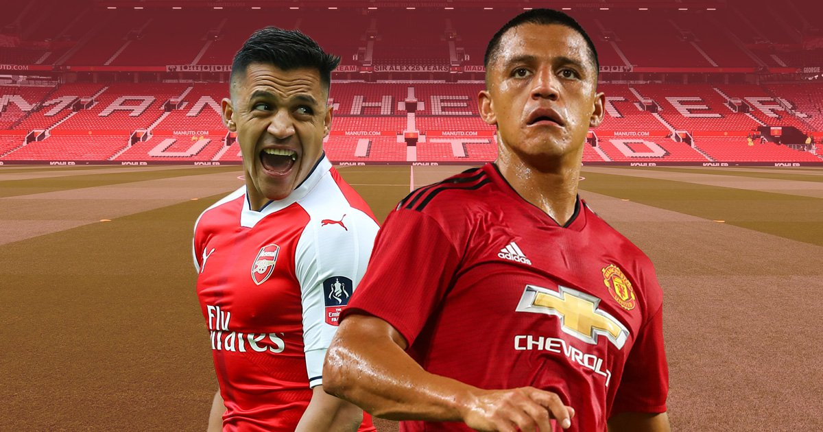How Alexis Sanchez went from Arsenal talisman to Manchester United flop