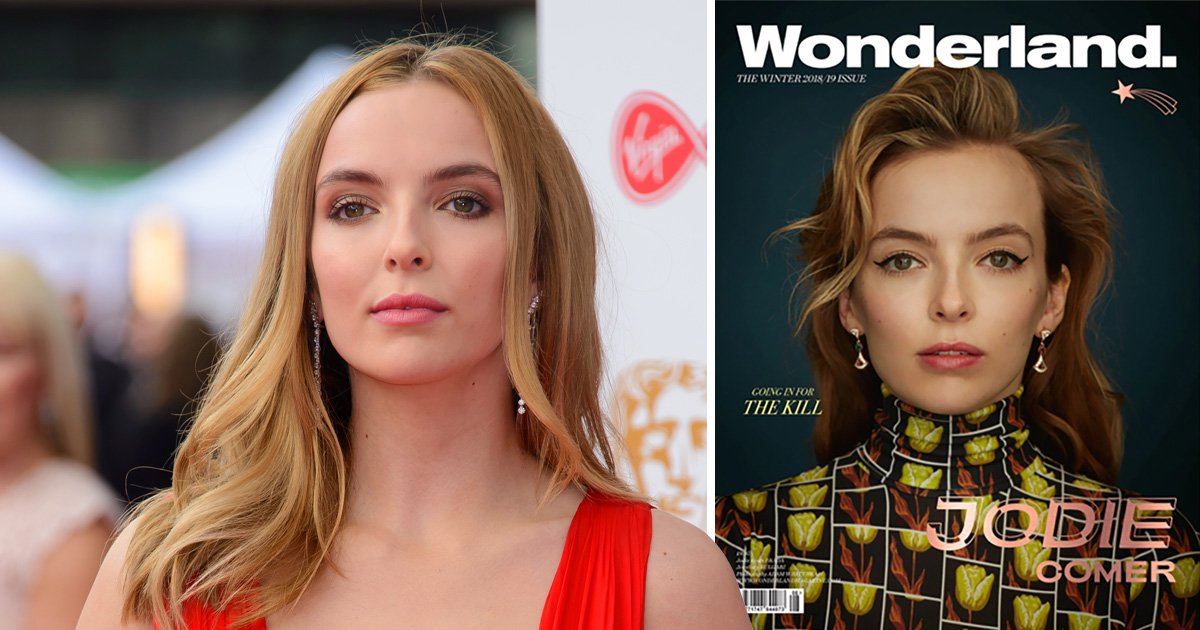 Villanelle is a goddess as Killing Eve's Jodie Comer covers Wonderland magazine