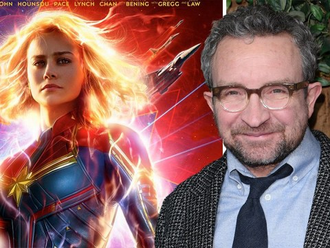 Deadpool 2 actor Eddie Marsan predicts Captain Marvel will save Avengers from Thanos' snap