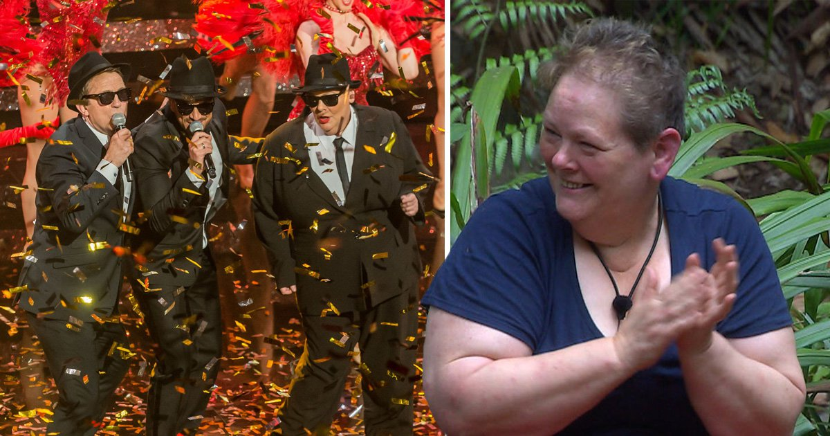 I'm A Celeb's Anne Hegerty reveals she twerked on stage at the Palladium with Peter Andre and we're living for it