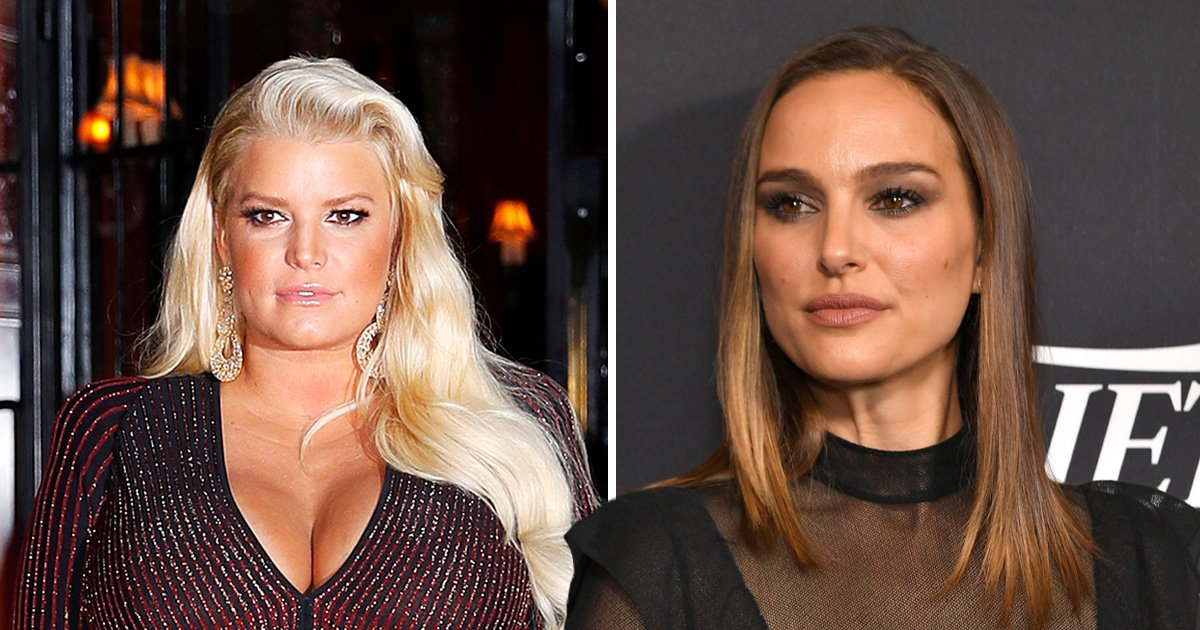 Jessica Simpson 'appreciates' Natalie Portman clarifying those bikini comments