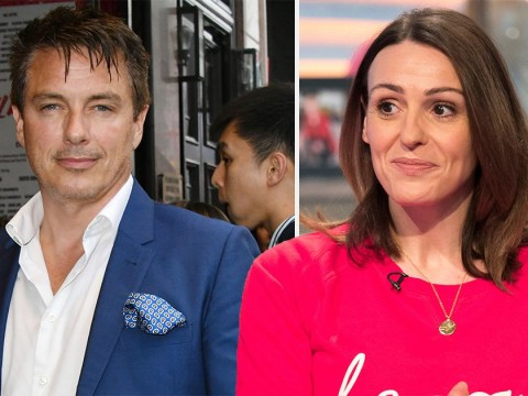 I'm A Celebrity's John Barrowman reveals Suranne Jones offered to be his surrogate mum