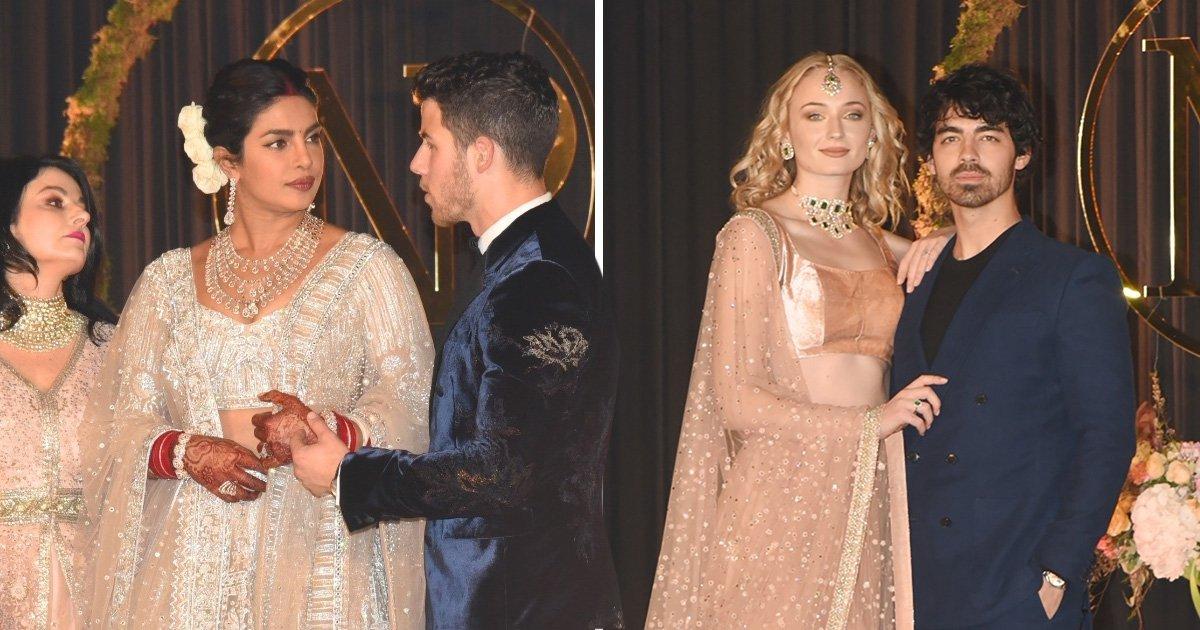 Joe Jonas and Sophie Turner defend Priyanka Chopra and Nick Jonas' 'beautiful love' after scam artist claims