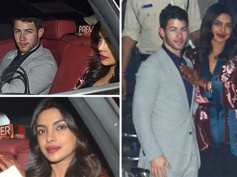 Priyanka Chopra puts on a brave face with Nick Jonas in Mumbai after 'scam artist' accusations