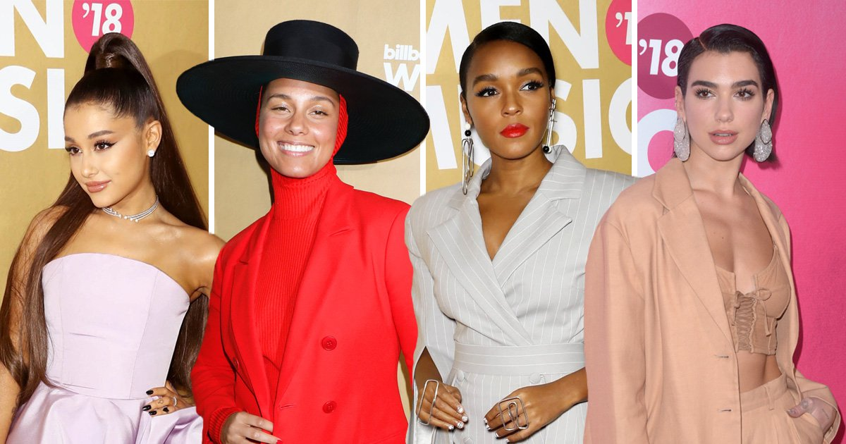 All the girl bosses at 13th annual Billboard Women in Music event