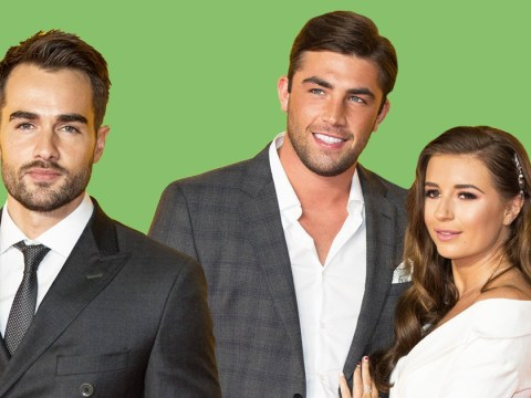Paul Knops teases 'high-tempered' Love Island Christmas as Dani Dyer and Jack Fincham split