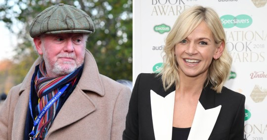 Who is on Zoe Ball's Radio 2 team for her breakfast show