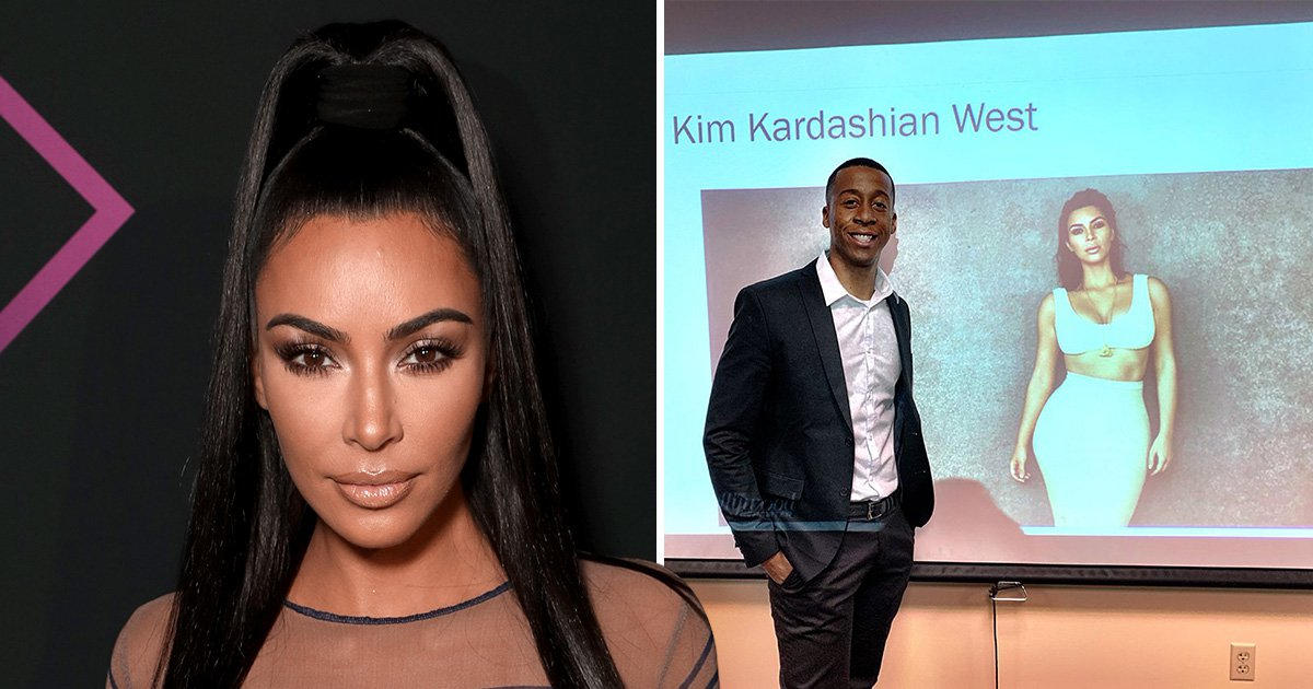 Kim Kardashian fan aces masters thesis dedicated to reality star, gets special shout-out