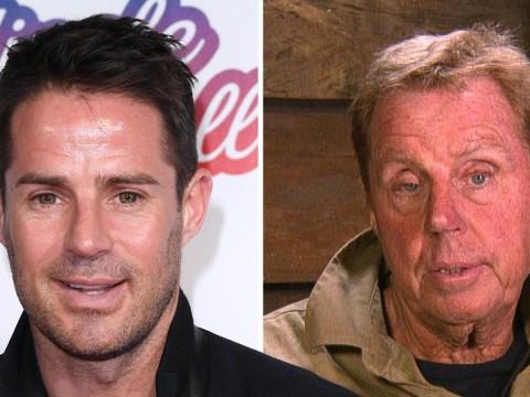 Jamie Redknapp 'fainted' upon seeing dad Harry's injuries following fatal car crash