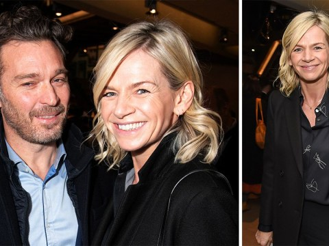 Zoe Ball 'splits from boyfriend Michael Reed' after nearly two years amid claims he became 'too clingy'