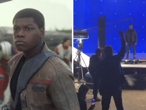 John Boyega gives Star Wars fans behind-the-scenes glimpse as new title theory emerges