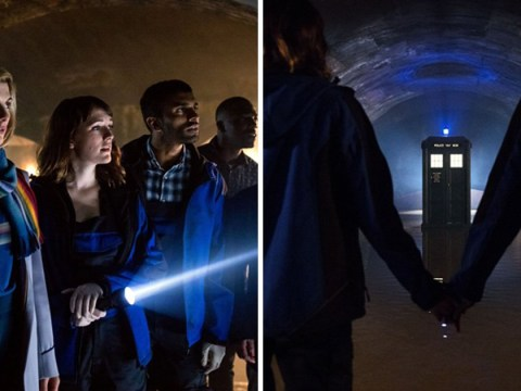 First look at Doctor Who New Year Special guest stars as BBC teases with 'terrifying' villain