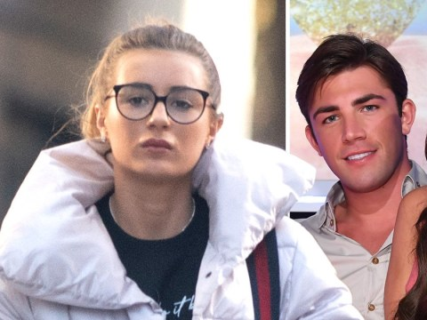 Dani Dyer seen for first time after 'confirming' romance with Jack Fincham is back on
