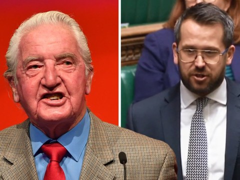 MP called 'a piece of s***' in parliament after criticising Jeremy Corbyn