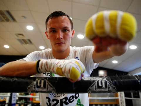 Josh Warrington fight diary: This is when I become a real weirdo