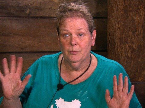 I'm A Celeb's Anne Hegerty 'fed up' as she begs viewers not to vote for her